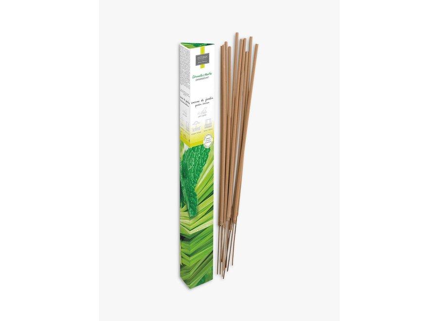 Bamboo Sticks Lemongrass & Mint
