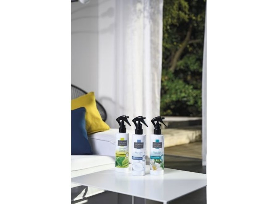 Scented Mist Home Textiles & Room Spray 250Ml White Cotton