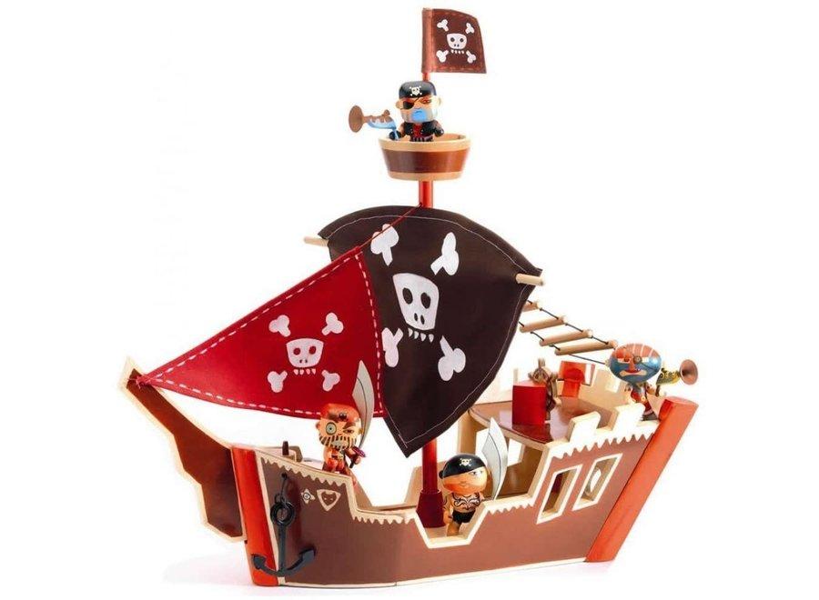 Arty Toys - Pirates - Ze Pirat Boat