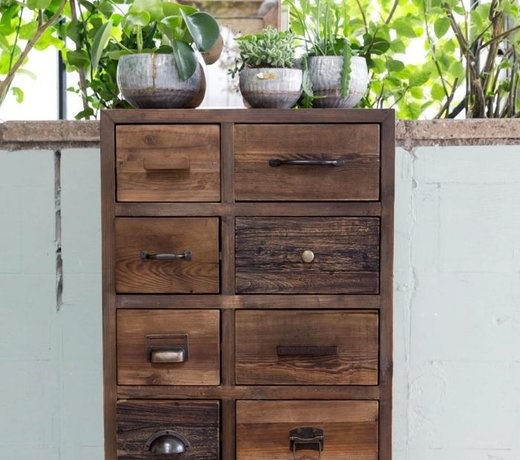 Storage Chests and Cupboards
