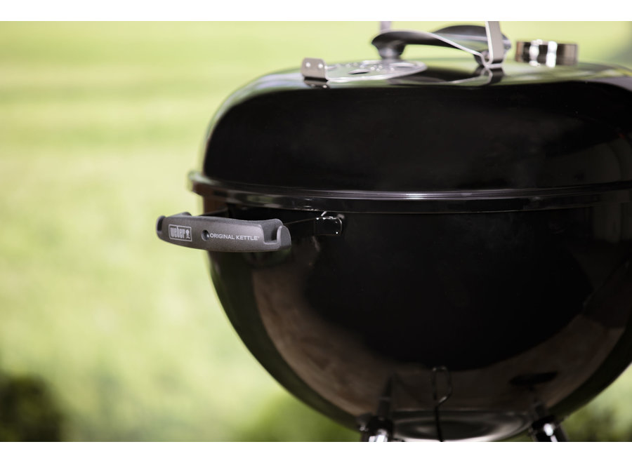 Original Kettle E-4710 Charcoal Grill 47 Cm - Black