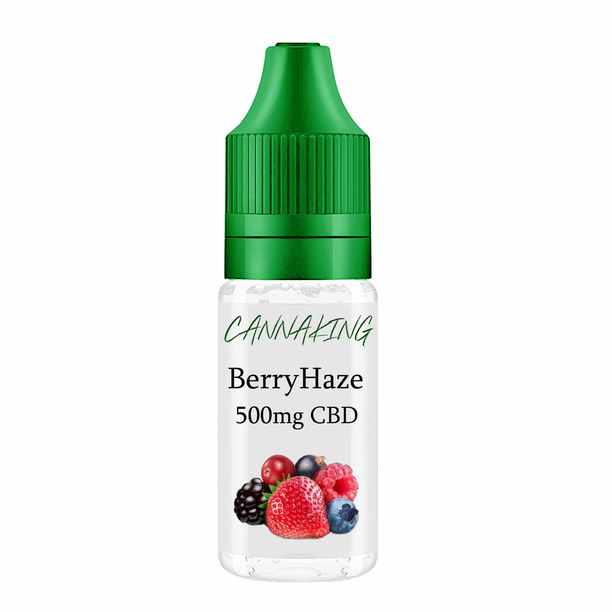 Canna King Canna King - Berry Haze 10ml CBD Liquid