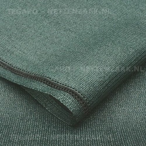 TEX-180 groen 87% reductie 1,8x2 meter hoog