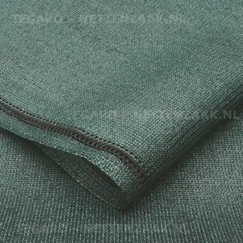Schaduwdoek 87% groen 1 meter breed