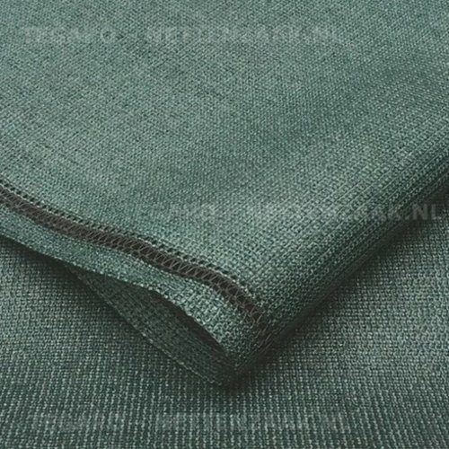 Schaduwdoek 87% groen 2 meter breed