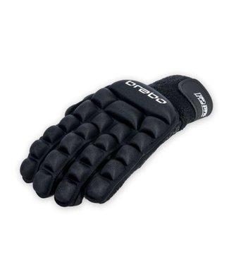 Brabo Indoor Glove F2.1 Pro Left Hand Black Zaalhandschoen