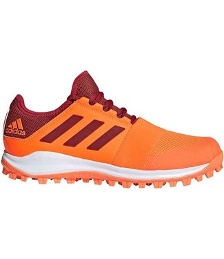 Adidas Hockey Divox 1.9S  Hockeyschoen Oranje
