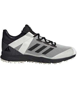 Adidas Zone Dox 1.9S Hockeyschoen Zwart/wit