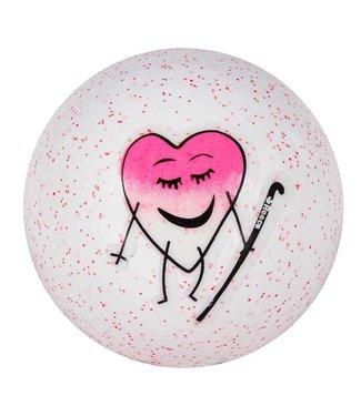 Reece Emoticon Hockeybal Roze