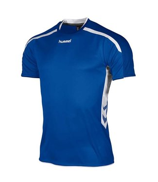 Hummel Preston Shirt Blauw junior