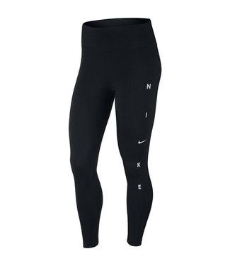 Nike One Tight Zwart
