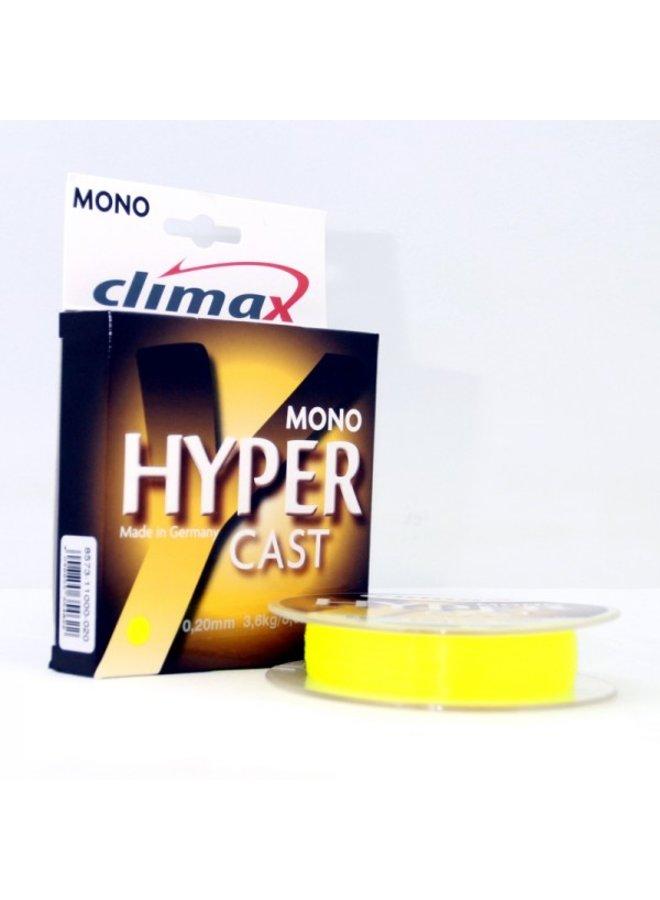 LINE CLIMAX H/CAST 8LB 0.20 1000M YELL
