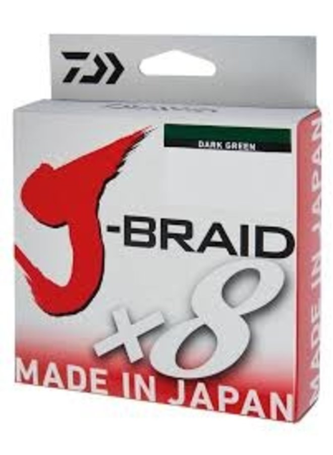 DAIWA J-BRAID X8 300M