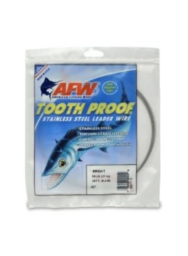 AM FISH WIRE TOOTH PRF