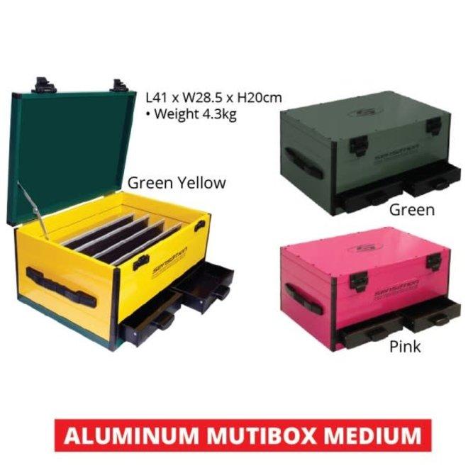 MUTI BOX ALUMINUM MEDIUM