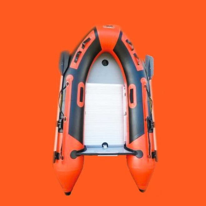 N-Force Speed Black & Red Inflatable Boat