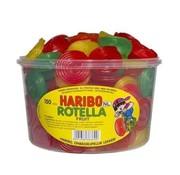 Haribo Rotella Jo-Jo Fruit Haribo Silo 150 Stuks