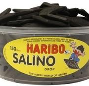 Haribo VEGGIE Salino Drop Haribo  -Silo 150 Stuks