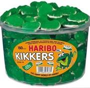 Haribo Groene Kikkers Haribo Silo 150 Stuks