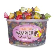 Haribo Vampier Vleermuizen Haribo -Silo 150 Stuks