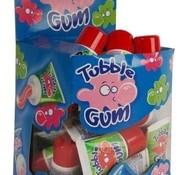 Lutti Kauwgom Tube Gum Kers - Doos 36 Stuks