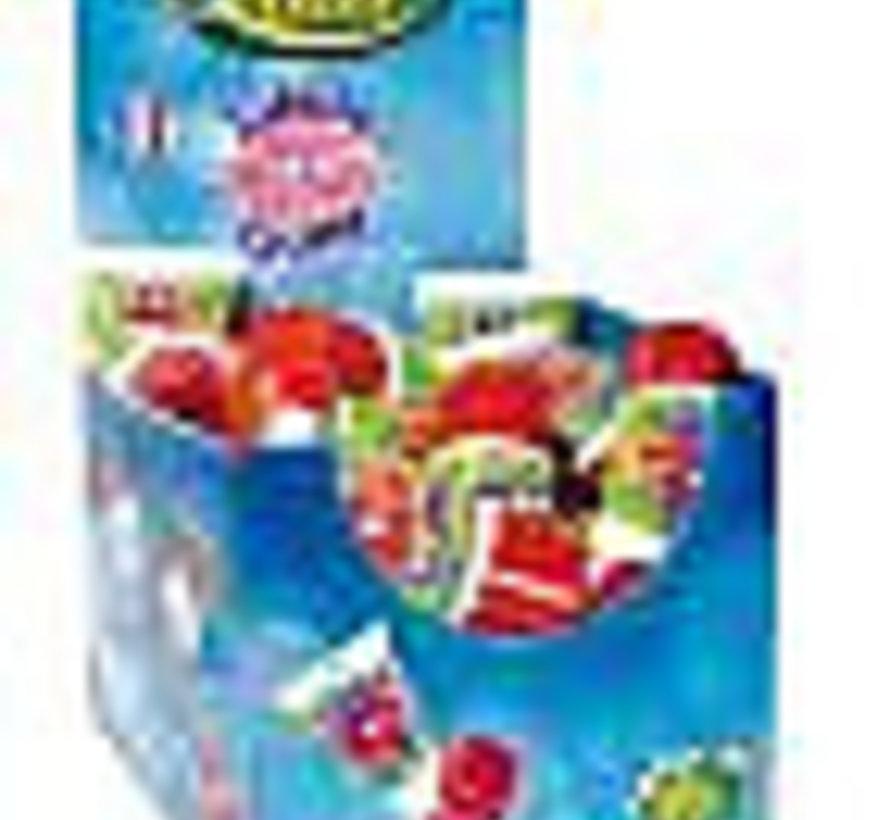 Kauwgom Tube Gum Kers - Doos 36 Stuks
