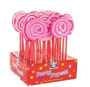 Holland Foodz Spiraal Lolly Roze