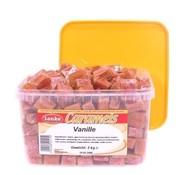 Lonka INDIVIDUEEL VERPAKTE Vanille Soft Caramels -2 kilo