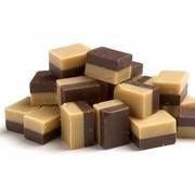 Lonka Lonka DUO Vanille-Choco Caramels Silo 2 Kg