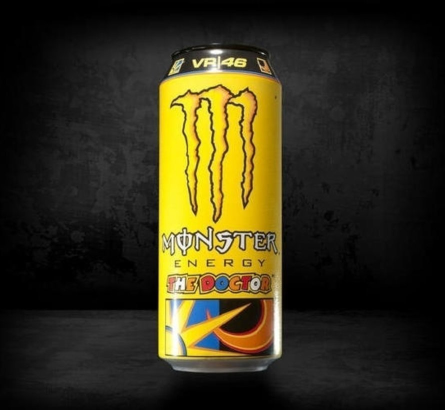 Monster Energy The Docter Valentino Rossie Edition Tray 12x500ml