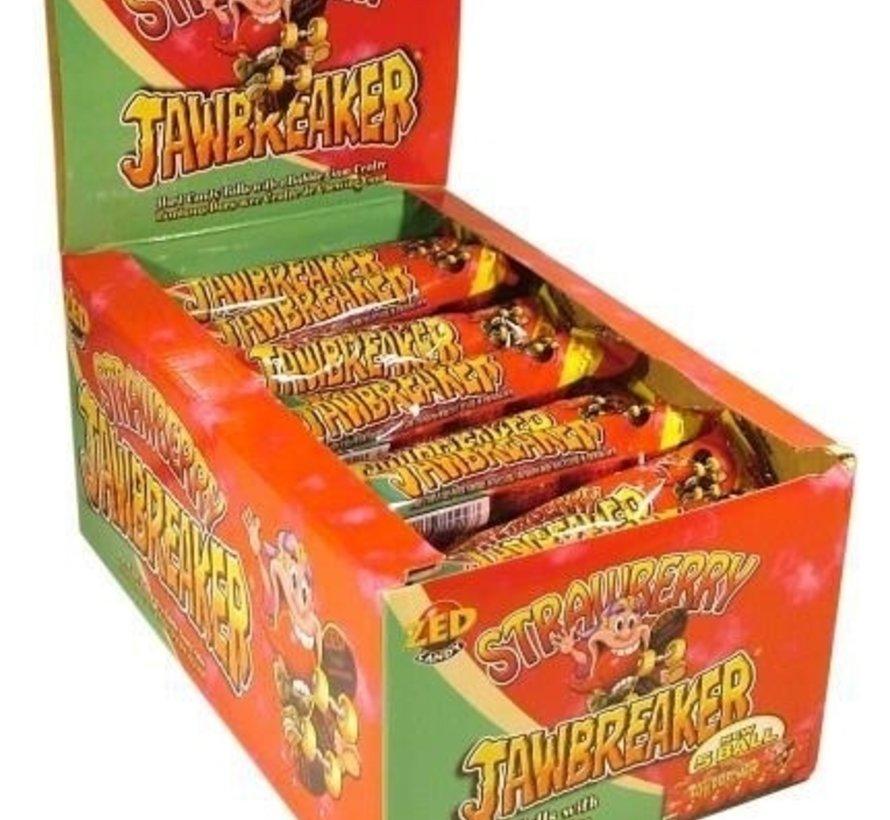 Jawbreaker Strawberry -Doos 40 Stuks