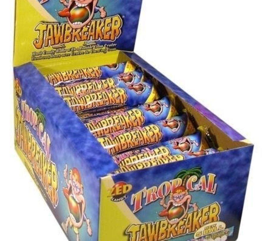 Jawbreaker Tropical -Doos 40 Stuks