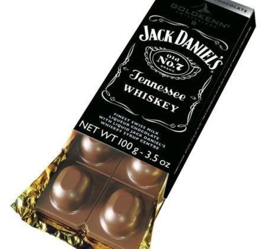 Jack Daniel'S Chocolade Tablet 100 gram