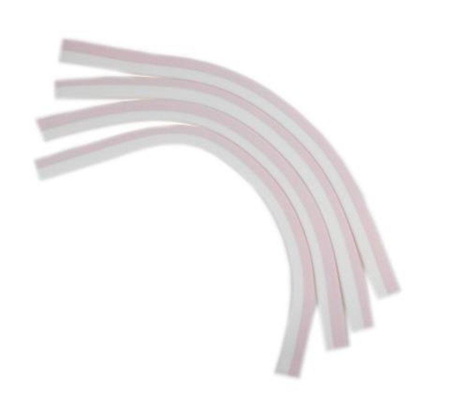 Reuzespek 65 Cm Roze Wit