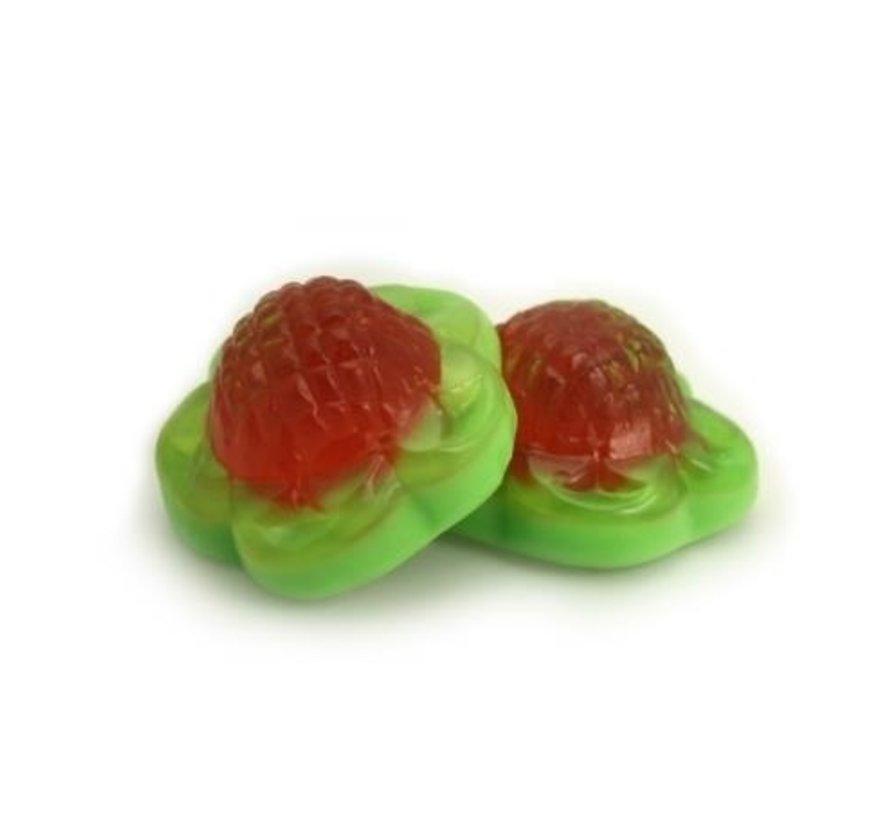 Gevulde Aardbeien  - Gluten Vrij