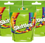 Skittles Skittles Crazy Sours Doos -14x174 gram