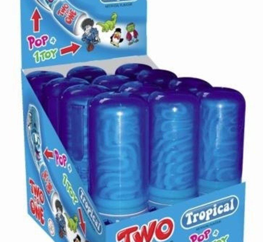 Two To One - Doos 12 stuks Tropical