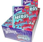 Wonka Nerds Surf 'N Turf -Doos 24 Stuks