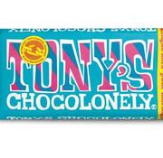 Tony'S Chocolonely Tony'S Chocolonely Puur Meringue Kers Doos 15 Stuks