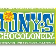 Tony'S Chocolonely Tony'S Chocolonely Puur Amandel Zeezout Doos 15 Stuks