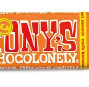 Tony'S Chocolonely Tony'S Chocolonely Zeezout Caramel Doos 15 Stuks