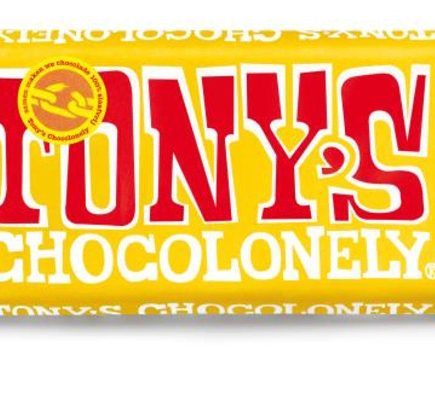 Tony Chocolonely'S Melk Noga Doos 15 Stuks