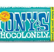 Tony'S Chocolonely Tony'S Chocolonely Puur Pecan Kokos Doos 15 Stuks