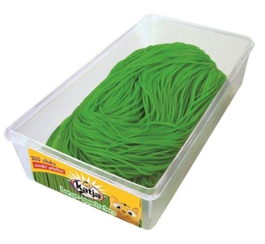 Groene Appel Veters Veggie - Silo 200 Stuks