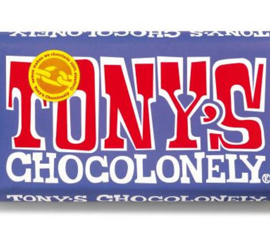 Tony'S Chocolonely Pretzel Toffee Doos 15 Stuks