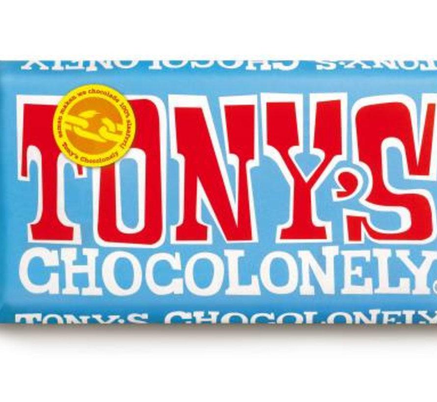 Tony'S Chocolonely Donkere Melk 42% Doos 15 Stuks