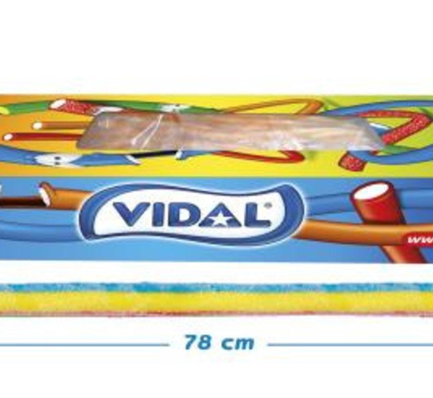 Maxi Kabel Zuur Rainbow Doos 80 Stuks Vidal