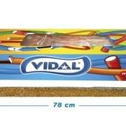 Vidal Maxi Kabels Zure Cola Doos 80 Stuks Vidal