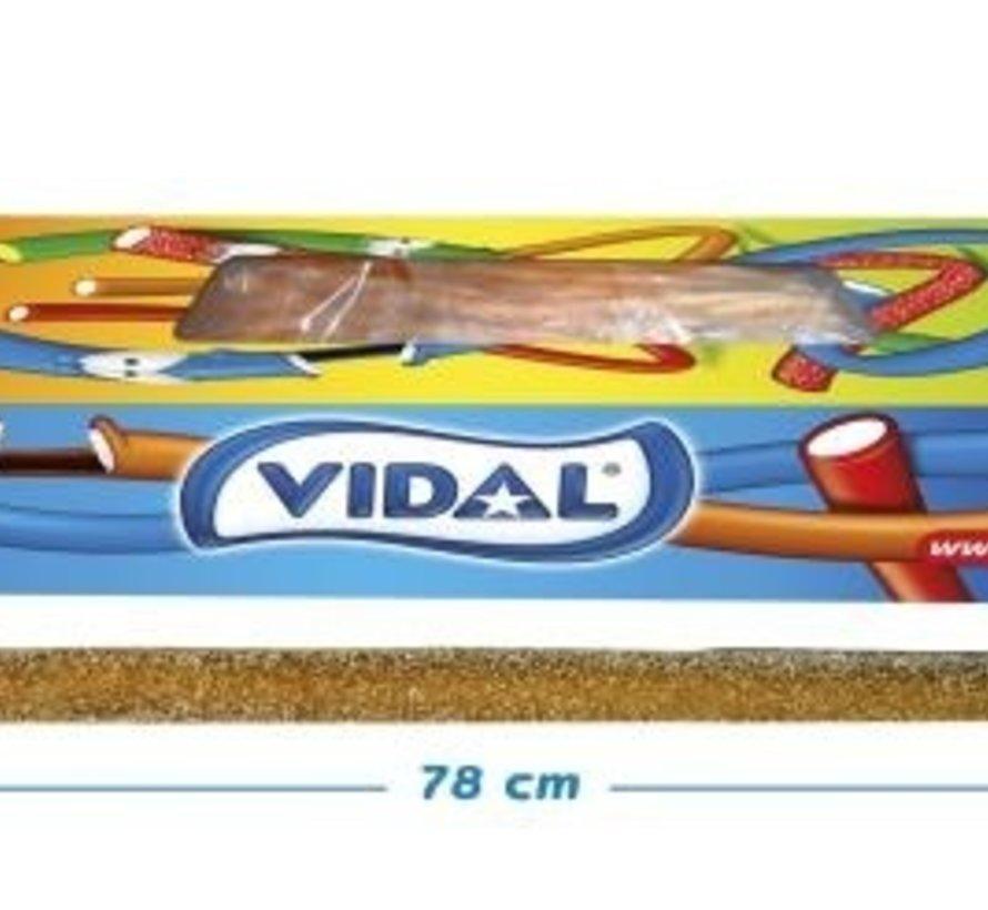 Maxi Kabels Zure Cola Doos 80 Stuks Vidal