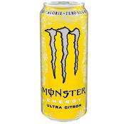 Monster Monster Energy ZERO Ultra Citron -Tray 12x500ml